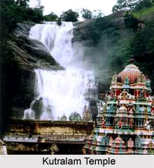 Kutralam Temple, near Tirunelveli , Tamil Nadu
