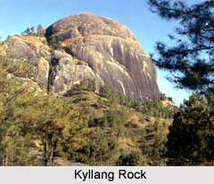 Kyllang Rock, Meghalaya