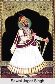 Maharaja Sawai Jagat Singh, Ruler of Jaipur