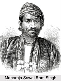 Maharaja Sawai Ram Singh