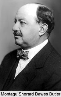 Montagu Sherard Dawes Butler