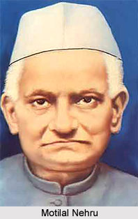 Motilal Nehru, Indian Freedom Fighter