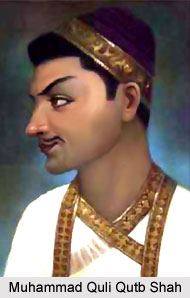 Muhammad Quli Qutb Shah, Urdu Poet