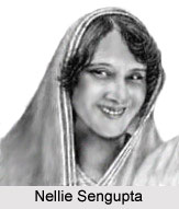 Nellie Sengupta , Indian  Freedom Fighter