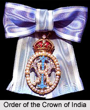 Order of the Crown of India