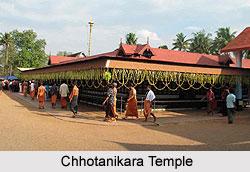 Chhotanikara Temple, Kerala