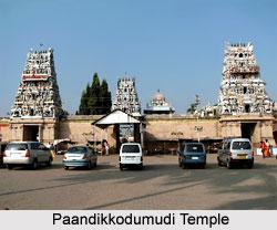 Paandikkodumudi Temple, near Kodumudi, Tamil Nadu