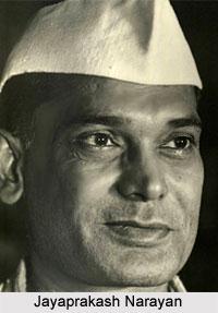 Political Life of Jayaprakash Narayan