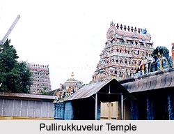 Pullirukkuvelur Temple, near Sirkazhi, Tamil Nadu