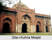 Qila-i-Kuhna Masjid