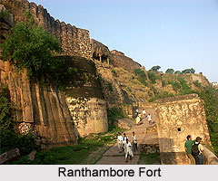Ranthambore Fort, Sawai Madhopur, Rajasthan