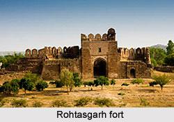 Rohtasgarh fort, Rohtasgarh