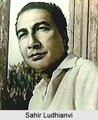Sahir Ludhianvi, Urdu Poet
