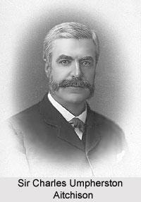 Sir Charles Umpherston Aitchison, History of Punjab