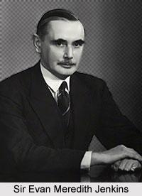 Sir Evan Meredith Jenkins, Governor of Punjab