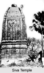 Siva temple, Konch,  Gaya