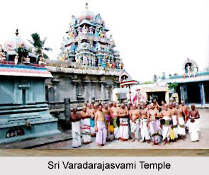 Sri Varadarajasvami Temple, Poondamallee, South India