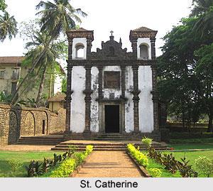St. Catherine, Goa