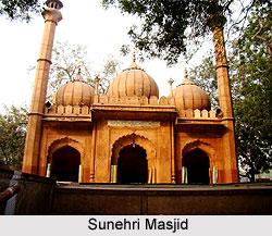 Sunehri Masjid, Delhi