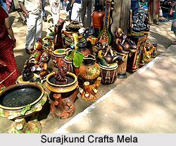 Surajkund Crafts Mela