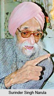 Surinder Singh Narula