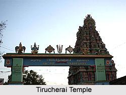 Tirucherai Temple, near Kumbakonam, Tamil Nadu