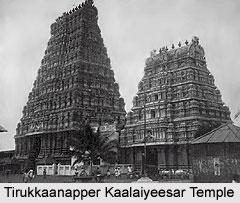 Tirukkaanapper Kaalaiyeesar Temple, Pandya region of Tamilnadu