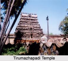 Tirumazhapadi Temple, Tiruvaiyar, Tamil Nadu