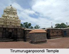 Tirumuruganpoondi Temple, near Tiruppur, Tamil Nadu