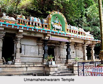 Umamaheshwaram Temple, Hyderabad, Andhra Pradesh