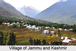Villages of Jammu and Kashmir, Villages of India