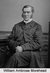 William Ambrose Morehead, Governor of Madras Presidency