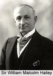 William Malcolm Hailey
