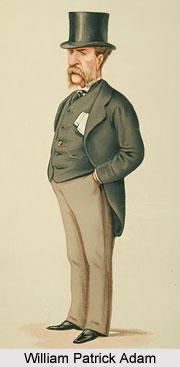 William Patrick Adam, Governor of Madras Presidency