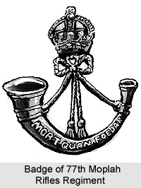 16th Madras Battalion, Madras Army