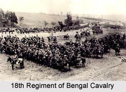 18th Regiment of Bengal Cavalry