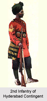 2nd Infantry of Hyderabad Contingent