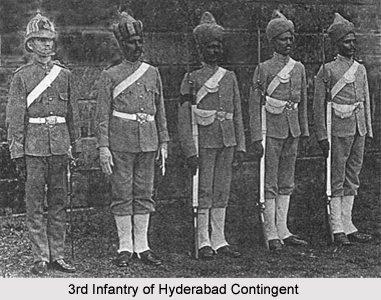 3rd Infantry of Hyderabad Contingent