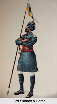 3rd Skinner's Horse, Bengal Army