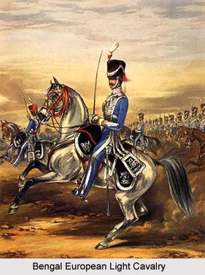 4th Bengal European Light Cavalry, Bengal Army