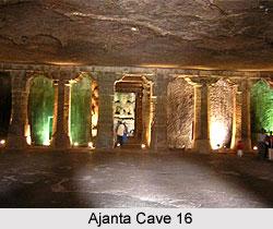 Ajanta Cave 16