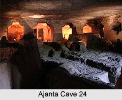 Ajanta Cave 24