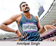 Amritpal Singh, Indian Long Jumper
