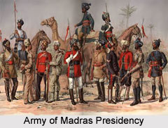 Army of Madras Presidency