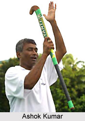 Ashok Kumar , Indian Hockey Player