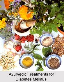 Ayurvedic Treatments for Diabetes Mellitus
