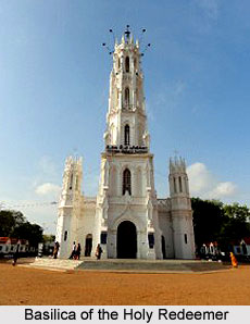 Basilica of the Holy Redeemer, Tamil Nadu