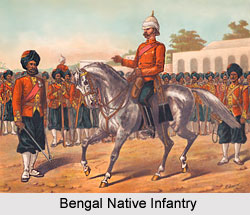 Bengal Native Infantry, Bengal Army