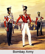 Bombay Army, Presidency Armies in British India