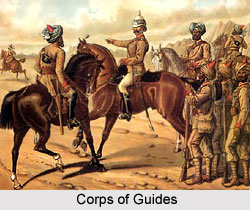 Corps of Guides, Bengal Army